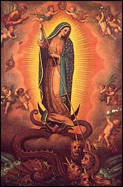 Dedicated to Our Lady of Guadalupe
