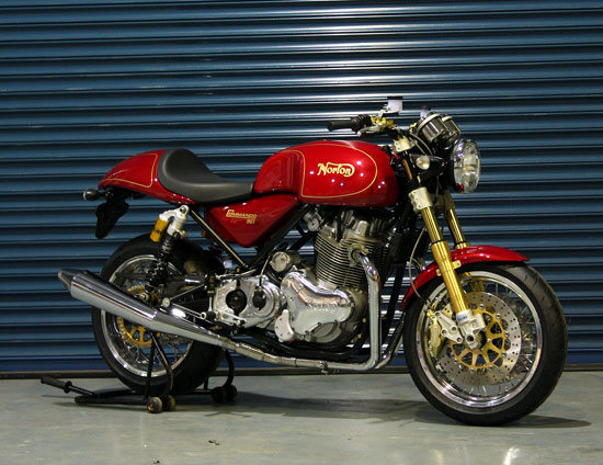 Norton Commando 961 Sport 2010 bike gallery