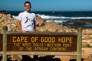 Sign at the Cape of Good Hope, South Africa