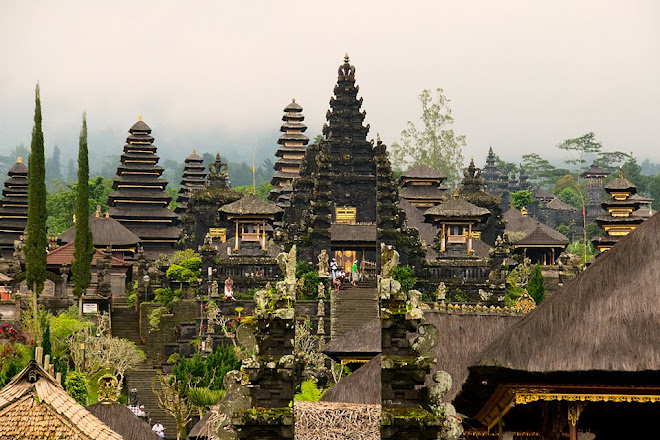 Mother Temple of Besakih, Bali, Indonesia © Matt Prater
