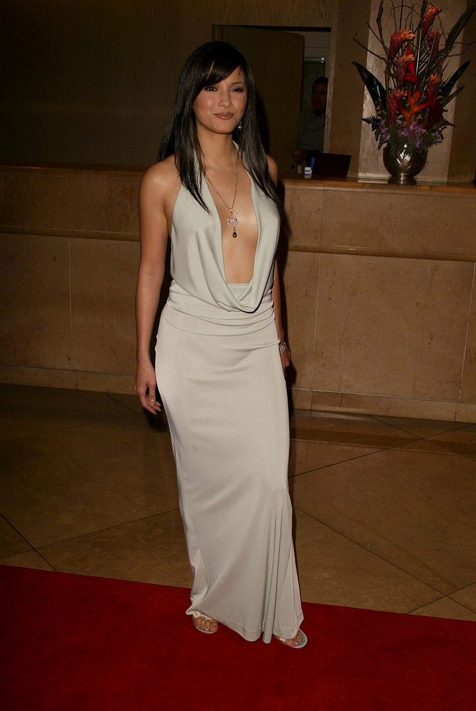 Hollywood Actress Kelly Hu