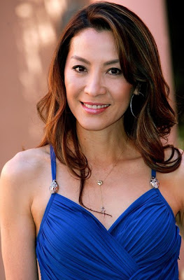 Asian+Actress+Michelle+Yeoh+Hairstyle Asian Celebrity Hairstyles