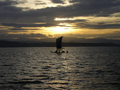 Fishing boat in Mindanao