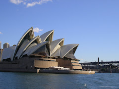 View from the Darling Harbor Ferry