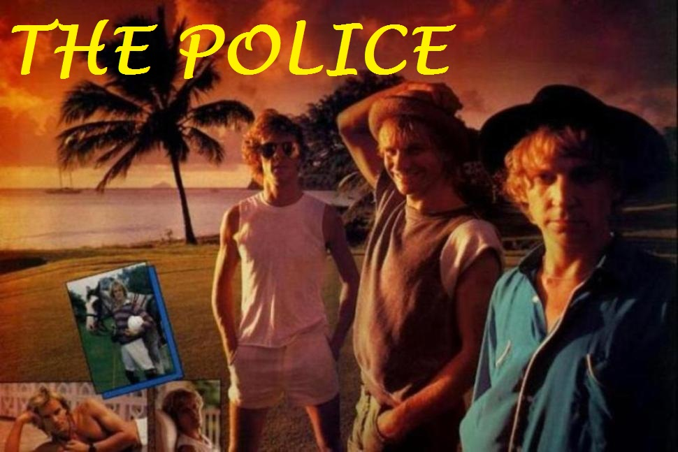 THE POLICE  una leyenda viva