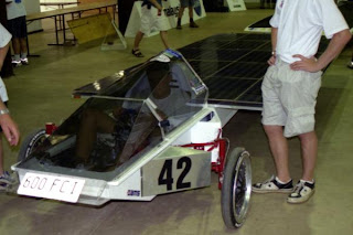 Solar Challenge: Photos: WSC 1999 with Rolla - Qualifiers - Day 1 ...