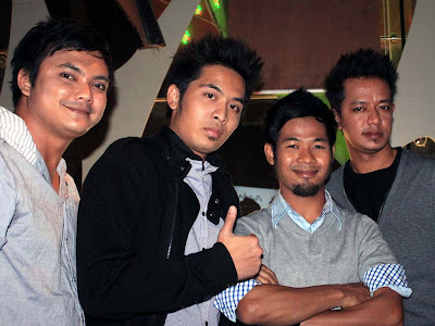 Foto Terbaru D'Bagindaz Band
