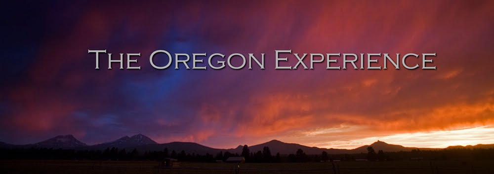 The Oregon Experience