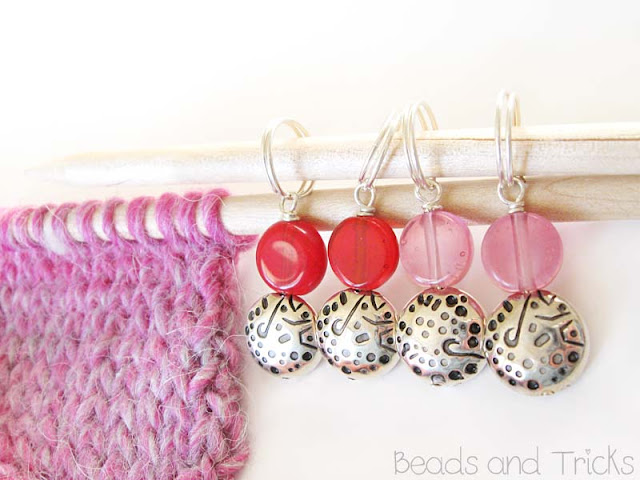 stitchmarkers caramella