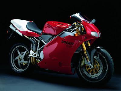 Ducati motorcycle wallpapers