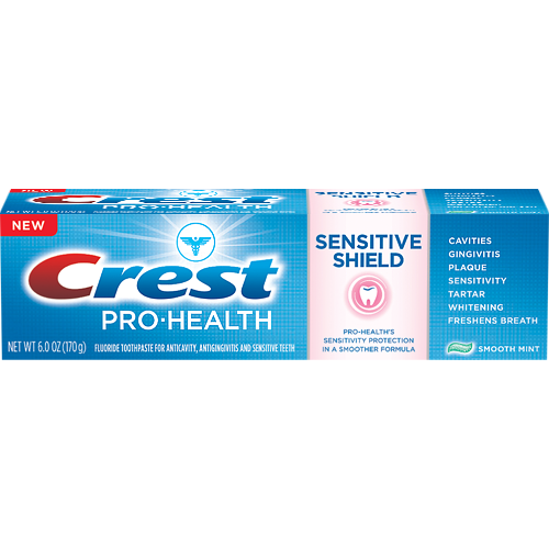 Try Crest Pro-Health Clean Mint Toothpaste for Healthier Gums and Stronger Teeth*. Crest Pro-Health Clean mint toothpaste is a smooth, foamy formula with a cool mint flavor that is refreshingly bold.
