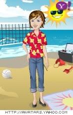 Beach Diva Wannabe
