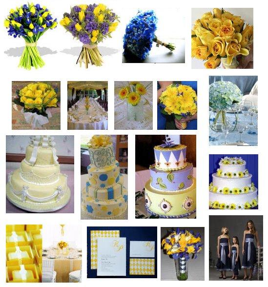 decoracao casamento azul turquesa e amarelo : decoracao casamento azul turquesa e amarelo: da Ani: Decoração Amarelo + preto / branco / vermelho / azul / roxo