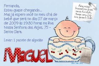 Preciso da ajuda de vocês!!!! + Selinho + Chá de bebê