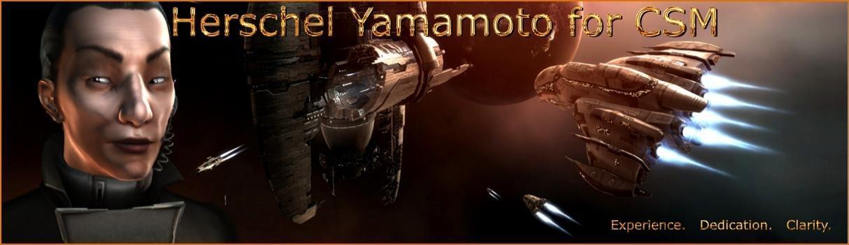 Herschel Yamamoto for CSM