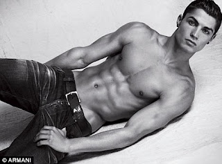 Cristiano Ronaldo sexy hot jeans