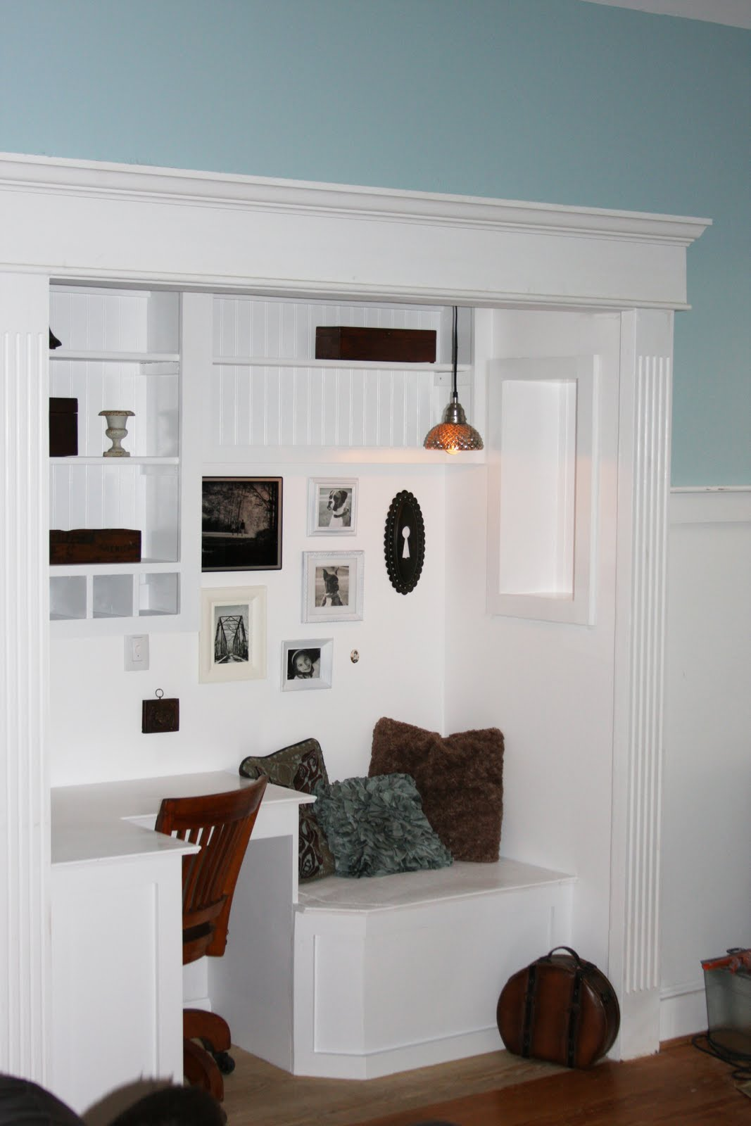 DIY: Build your own Office nook