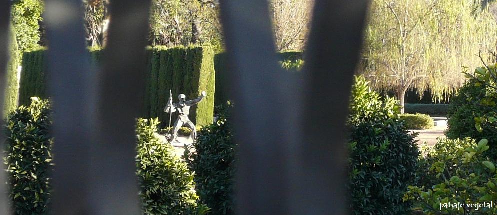 Paisaje vegetal jard n de las hesp rides valencia for Au jardin des hesperides