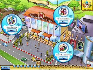 Şehirde Alışveriş Haftası Oyunu Yeni