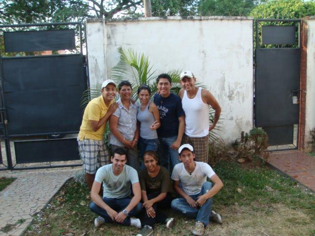 Fundadores de la Fundación Hábitat Verde