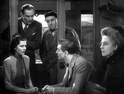 The Original Cast of the 1938 version of The Lady Vanishes