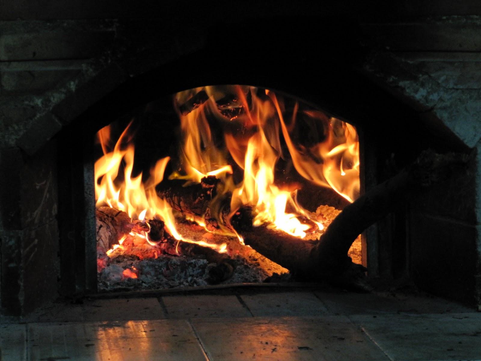 Enjundias experiencia exitosa de pan en horno de le a - Hacer pan horno de lena ...