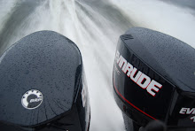 Dubbelmontage Evinrude E-Tec 115 Hp