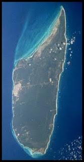 mapa isla cozumel