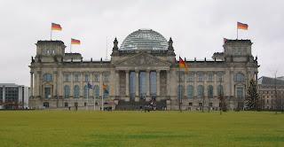 Berlin Reichstag Berlín. La transformación de una ciudad