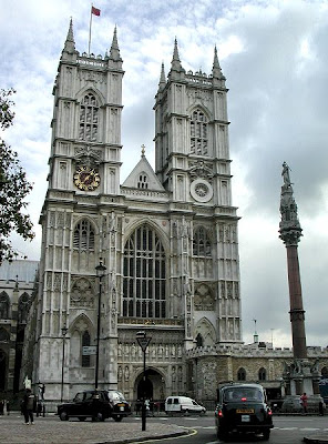 Westminster Abbey Londres: Qu ver I