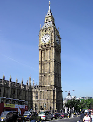 Big.ben.toweralone.arp Londres: Qu ver I