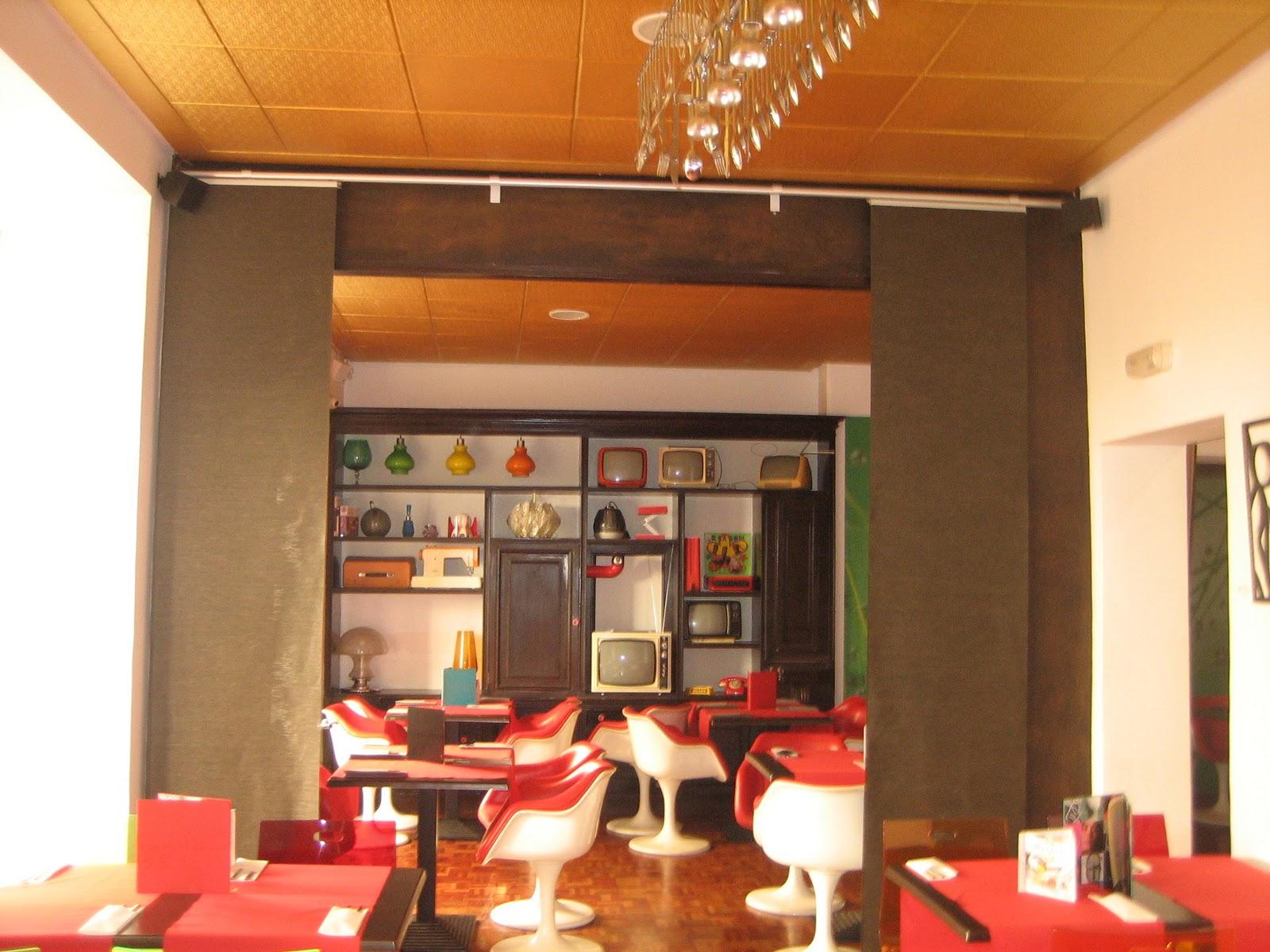 Restaurante Austin Tonic:fusión & fashion