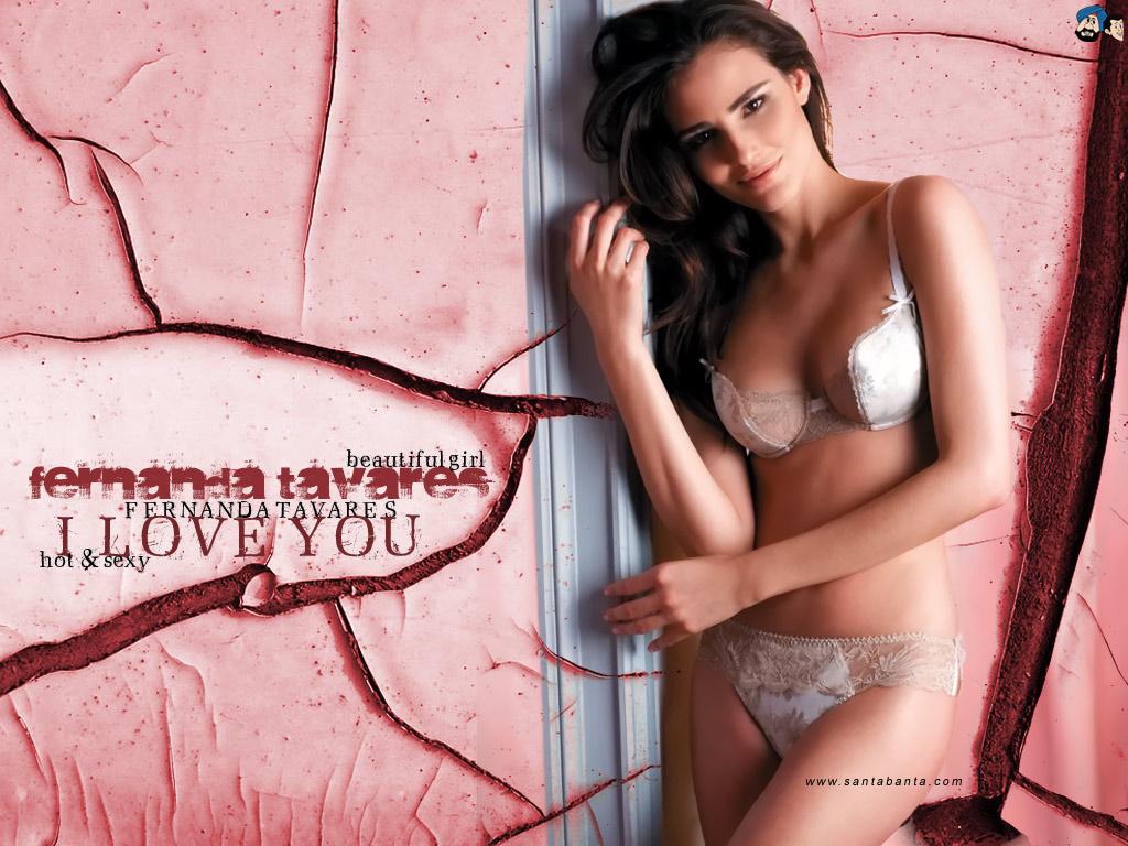 Fernanda Tavares   Download Hot Wallpapers   Download Wallpapers