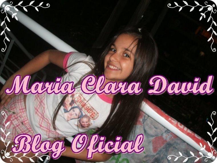 Maria Clara David