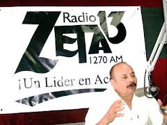 Radio Zeta 13 Tijuana, B.C.
