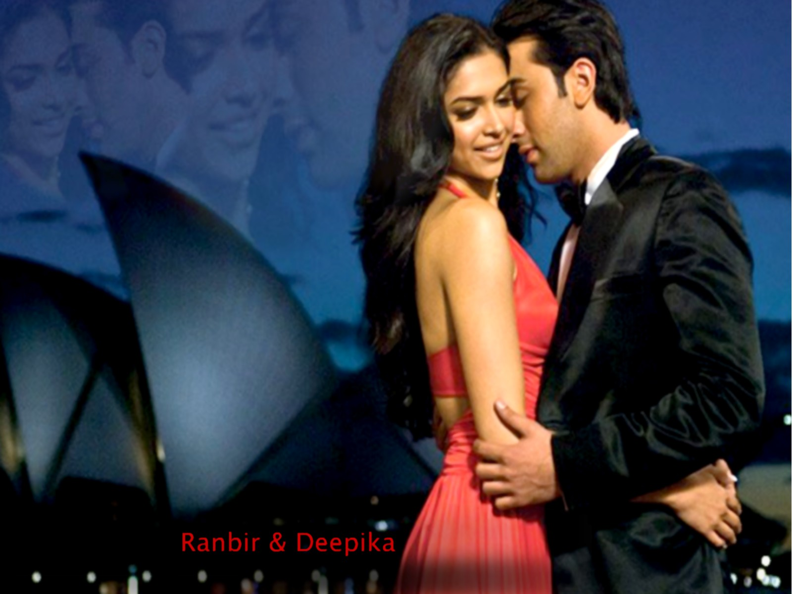 Ranbir Kapoor Deepika Padukone Wallpaper | Celebrity ...