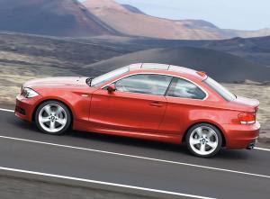 Top 5 in 2008: BMW seria 1