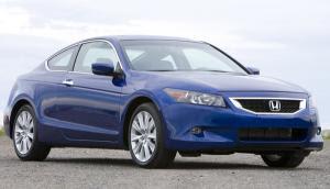 Top 5 in 2008: Honda Accord