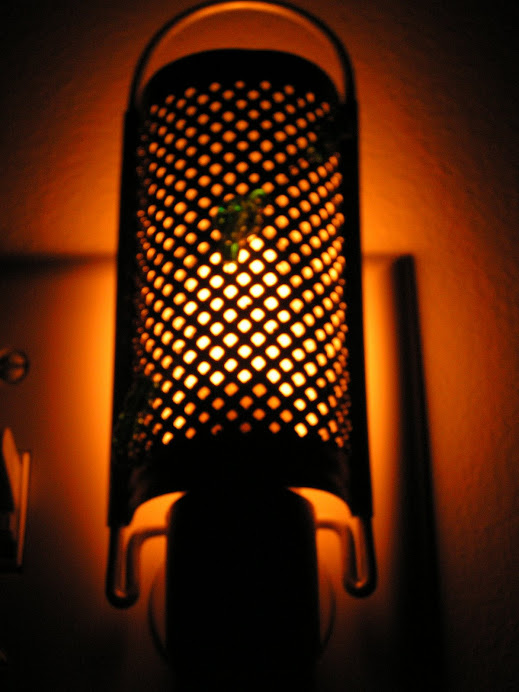 Another Cool Grater Nightlight