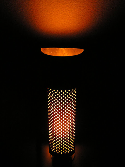 Cool Grater Nightlight