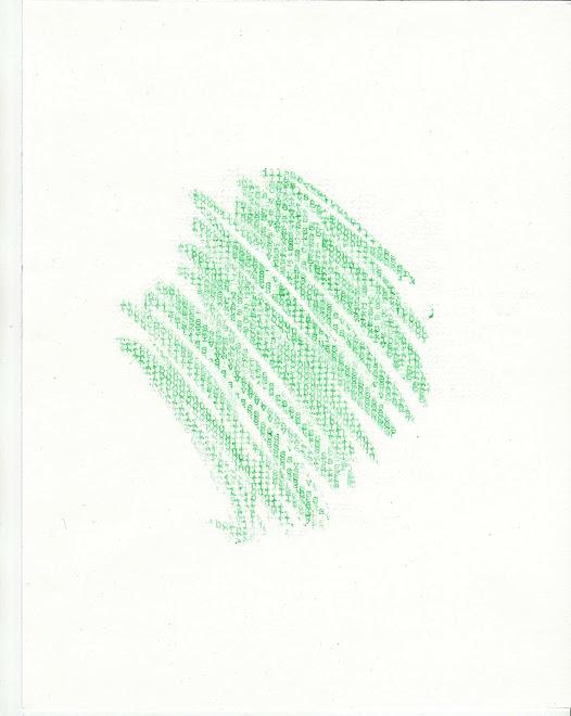paperback drawing, 2007