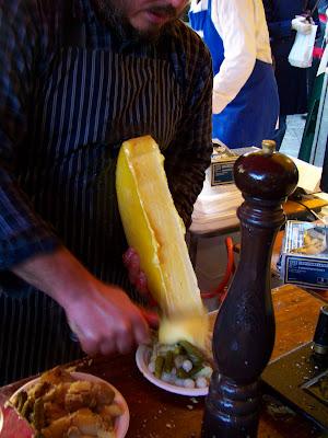 borough market cheese scrape