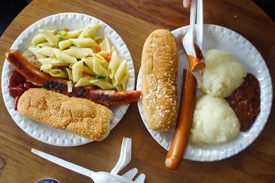 gardemoen hot dogs