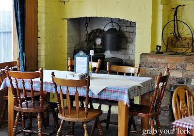 Tea Rooms Sydney Simmons
