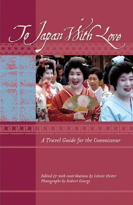Contributor to travel guidebook To Japan With Love 