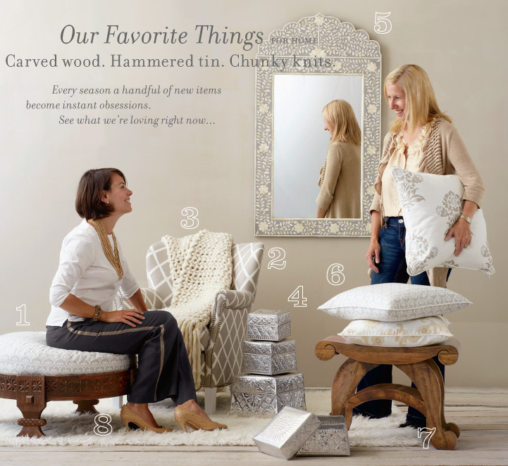 Friday Favorites Starts With Serena Lily And Bloggers: La La Linen: Serena And Lily