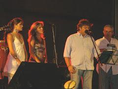 """Espectáculo dos Amigos """"Alcorrazes"""" na Feira de S'Antiago 2008."""