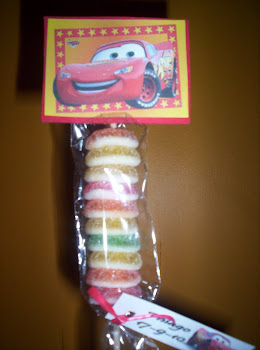 BROCHETAS CARS