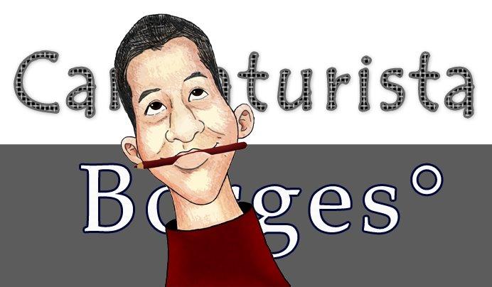 Borges°Cartoon
