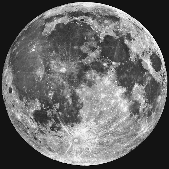 origem da lua